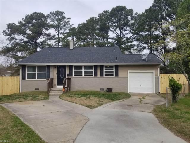 837 Pine Harbor Dr, Norfolk, VA 23502 (MLS #10310425) :: Chantel Ray Real Estate