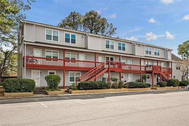 500 Barberton Dr #207, Virginia Beach, VA 23451 (MLS #10310439) :: Chantel Ray Real Estate