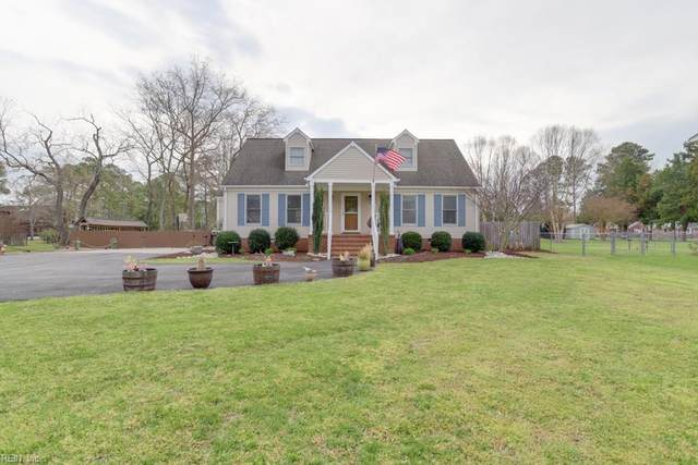 50 Rens Rd, Poquoson, VA 23662 (#10310442) :: The Bell Tower Real Estate Team