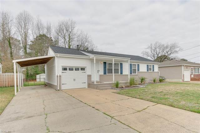 1076 Saint Julian Dr, Chesapeake, VA 23323 (MLS #10310447) :: Chantel Ray Real Estate