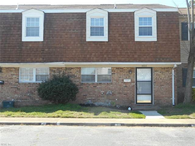 1823 Olde Buckingham Rd, Hampton, VA 23669 (MLS #10310455) :: AtCoastal Realty