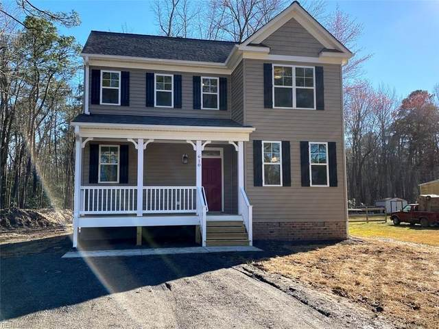 0 Bailey Dr, Isle of Wight County, VA 23314 (#10310481) :: The Kris Weaver Real Estate Team