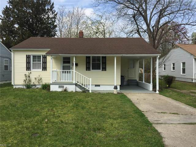 15 Murray Ave, Hampton, VA 23666 (MLS #10310484) :: Chantel Ray Real Estate