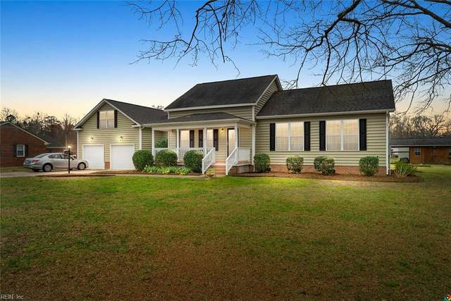 233 Sawyers Creek Rd, Camden County, NC 27921 (MLS #10310485) :: Chantel Ray Real Estate