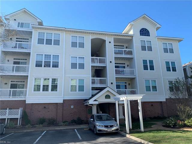 2904 Brighton Beach Pl #307, Virginia Beach, VA 23451 (#10310495) :: Atlantic Sotheby's International Realty