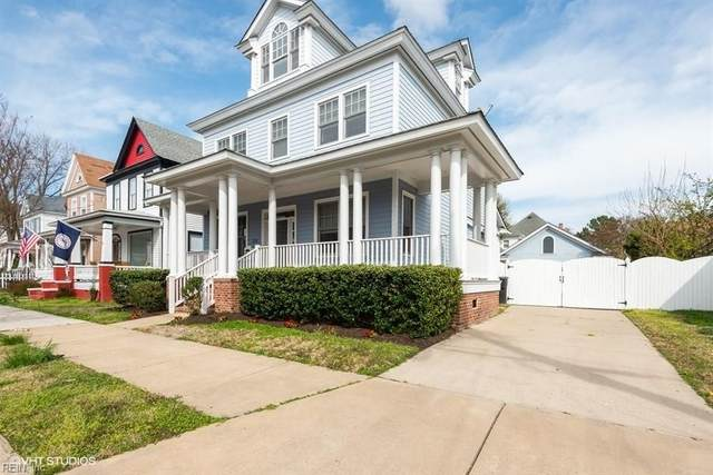 129 Riverview Ave, Portsmouth, VA 23704 (#10310511) :: Berkshire Hathaway HomeServices Towne Realty