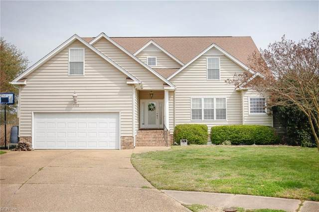 152 Pine Creek Dr, Hampton, VA 23669 (#10310530) :: Momentum Real Estate