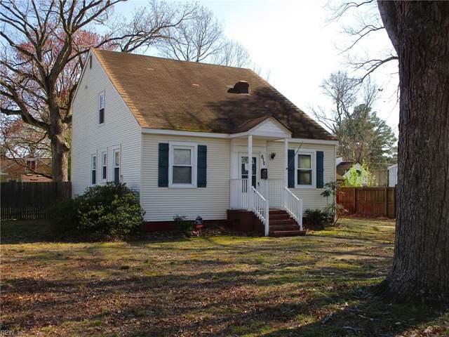 610 Ellen Rd, Newport News, VA 23605 (MLS #10310588) :: Chantel Ray Real Estate