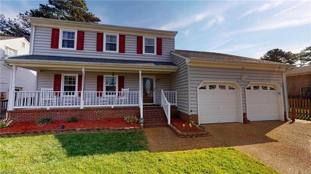 1275 Springwell Pl, Newport News, VA 23608 (MLS #10310590) :: Chantel Ray Real Estate