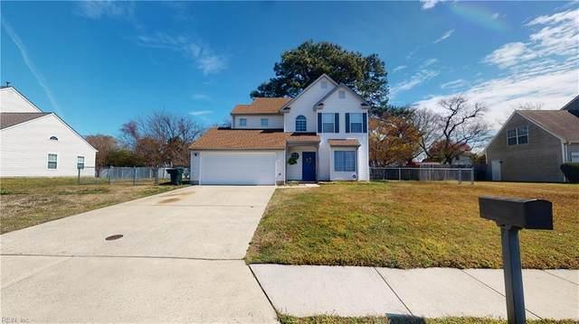 18 Keeton Ct, Hampton, VA 23666 (#10310595) :: Upscale Avenues Realty Group