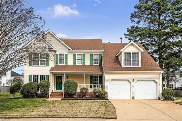 134 Pine Creek Dr, Hampton, VA 23669 (MLS #10310600) :: Chantel Ray Real Estate