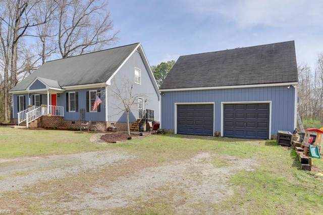 4191 Ennisdale Dr, Isle of Wight County, VA 23430 (MLS #10310623) :: Chantel Ray Real Estate