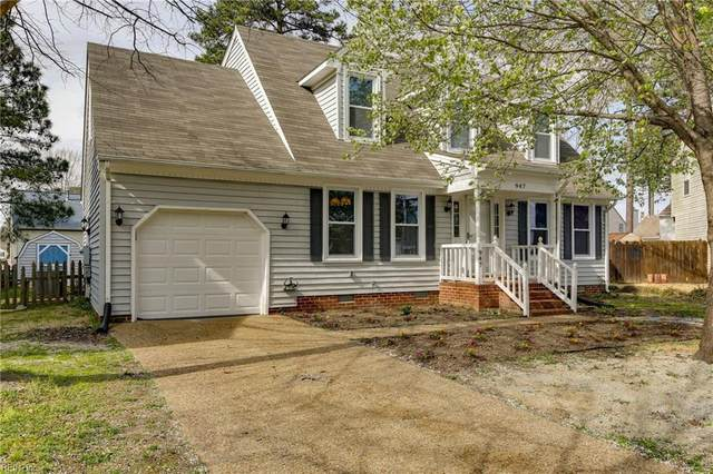 947 Churchill Ln, Newport News, VA 23608 (MLS #10310675) :: Chantel Ray Real Estate