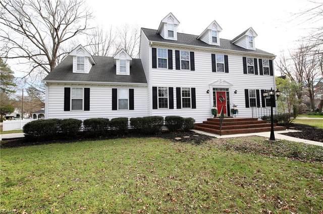 4833 Nightingale Ln, Chesapeake, VA 23321 (MLS #10310693) :: Chantel Ray Real Estate