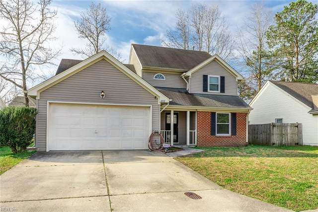 1402 Falcon St, Suffolk, VA 23434 (MLS #10310703) :: Chantel Ray Real Estate