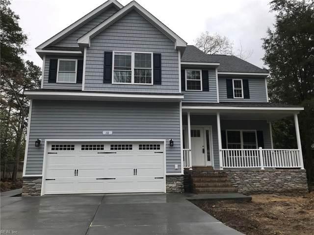 10 Cameron Dr, Newport News, VA 23606 (MLS #10310729) :: Chantel Ray Real Estate