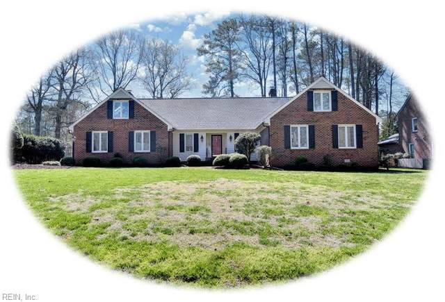 113 Thomas Dl, James City County, VA 23185 (MLS #10310737) :: Chantel Ray Real Estate