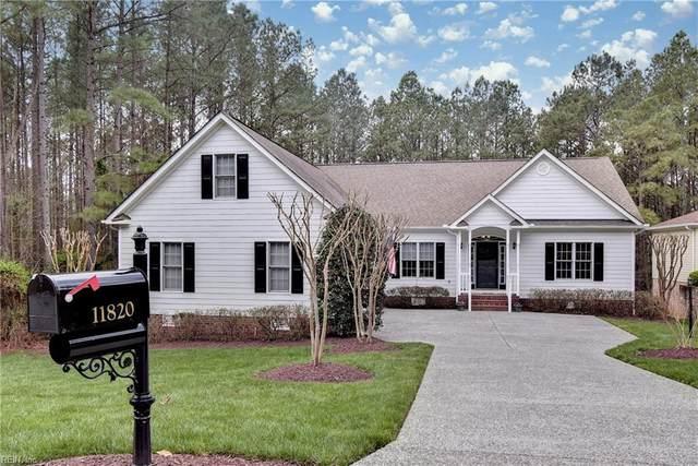 11820 Pine Needles Dr, New Kent County, VA 23140 (#10310753) :: Atlantic Sotheby's International Realty