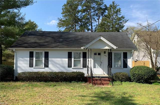 239 Westonia Rd, Chesapeake, VA 23323 (#10310761) :: Kristie Weaver, REALTOR