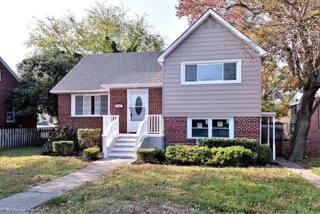 143 Robinson Rd, Hampton, VA 23661 (#10310765) :: Abbitt Realty Co.