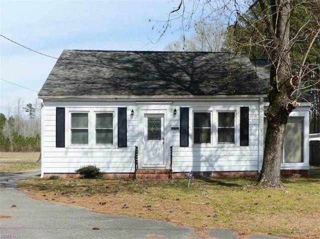 22703 Main St, Southampton County, VA 23837 (#10310773) :: RE/MAX Central Realty