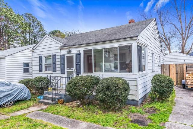 142 Gillis Rd, Portsmouth, VA 23702 (#10310775) :: Abbitt Realty Co.