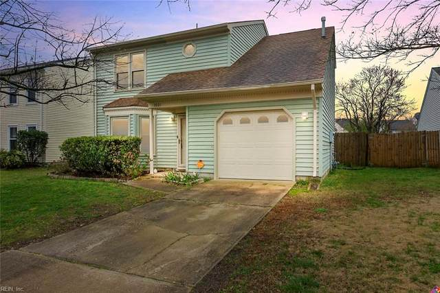 1021 Purrington Ct, Virginia Beach, VA 23454 (MLS #10310779) :: Chantel Ray Real Estate