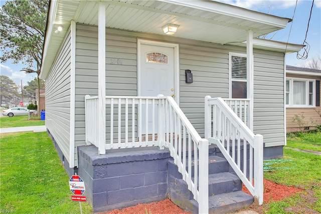 2701 Nashville Ave, Portsmouth, VA 23704 (MLS #10310783) :: Chantel Ray Real Estate