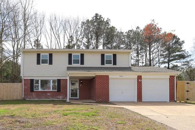 3253 Sir Meliot Dr, Chesapeake, VA 23323 (#10310787) :: Atlantic Sotheby's International Realty