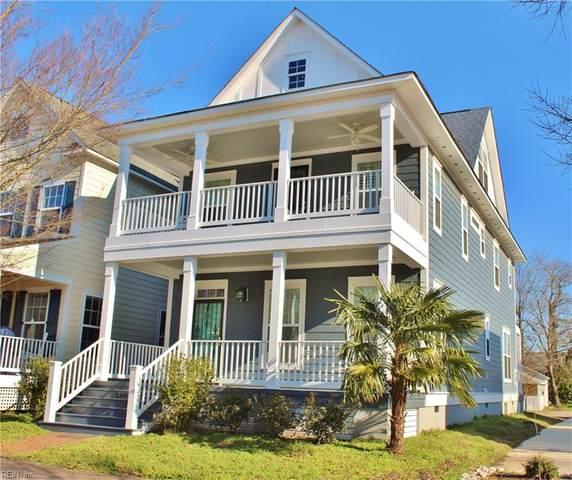 2609 E Pembroke Ave, Hampton, VA 23664 (#10310808) :: Atlantic Sotheby's International Realty