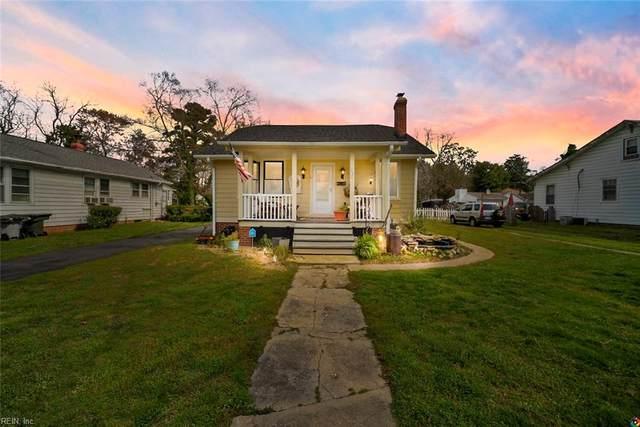 112 Pear Ave, Hampton, VA 23661 (#10310817) :: Atlantic Sotheby's International Realty