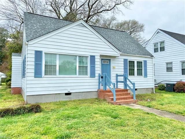 207 Shenandoah Rd, Hampton, VA 23661 (#10310820) :: Atlantic Sotheby's International Realty