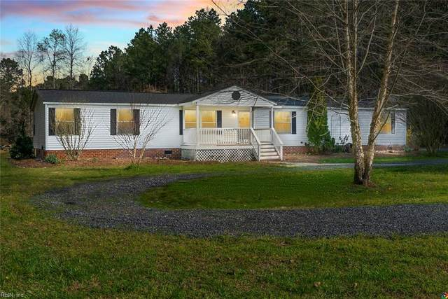 1028 Moonlight Rd, Isle of Wight County, VA 23430 (MLS #10310833) :: Chantel Ray Real Estate