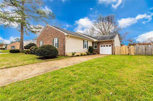 892 Melrose Ter, Newport News, VA 23608 (MLS #10310901) :: Chantel Ray Real Estate