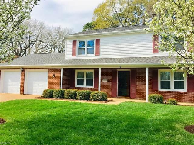 9 Colonial Acres Dr, Hampton, VA 23664 (MLS #10310925) :: Chantel Ray Real Estate