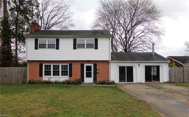 327 Nassau Pl, Hampton, VA 23666 (MLS #10310973) :: Chantel Ray Real Estate