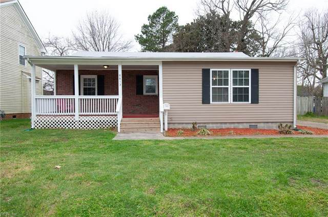 8613 Chapin St, Norfolk, VA 23503 (MLS #10310976) :: Chantel Ray Real Estate