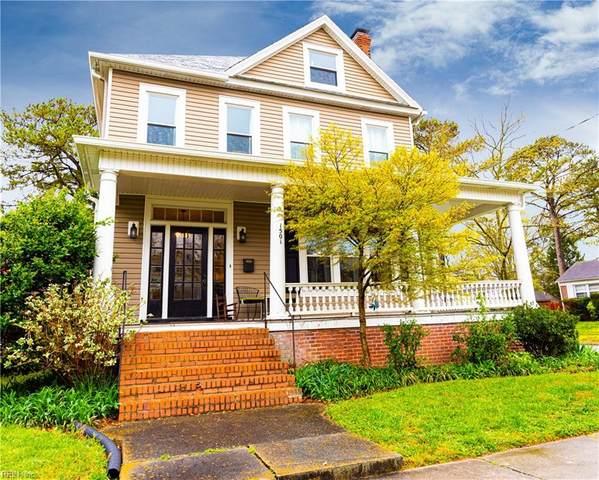 1501 Morris Ave, Norfolk, VA 23509 (MLS #10310985) :: Chantel Ray Real Estate