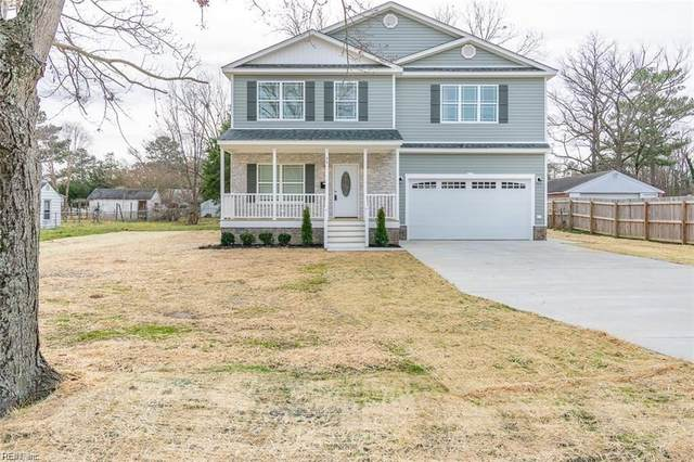 2 Michaels Woods Dr, Hampton, VA 23666 (#10310996) :: Abbitt Realty Co.