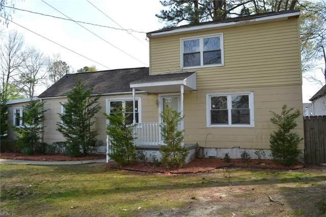 100 S Boggs Ave, Virginia Beach, VA 23452 (MLS #10311000) :: Chantel Ray Real Estate