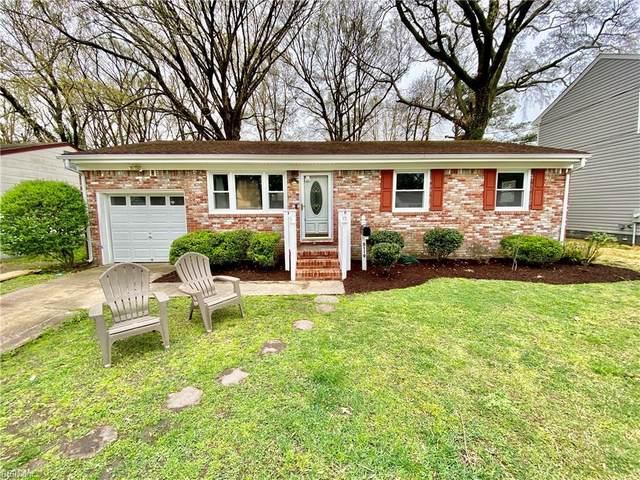 5119 Elmhurst Ave, Norfolk, VA 23513 (MLS #10311024) :: Chantel Ray Real Estate