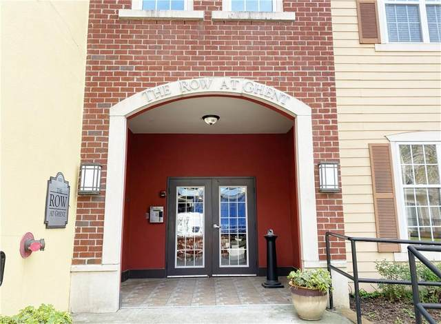 1400 Granby St #418, Norfolk, VA 23510 (MLS #10311026) :: Chantel Ray Real Estate