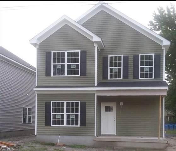 731 Quail Ave, Chesapeake, VA 23324 (MLS #10311030) :: Chantel Ray Real Estate