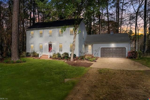 105 Lakewood Cir, York County, VA 23692 (MLS #10311032) :: Chantel Ray Real Estate