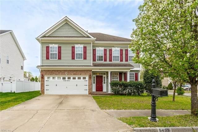 5433 Ann Arbor Ln, Virginia Beach, VA 23464 (MLS #10311040) :: Chantel Ray Real Estate