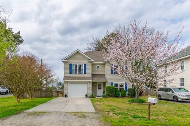 819 Wingfield Ave, Chesapeake, VA 23325 (MLS #10311046) :: Chantel Ray Real Estate