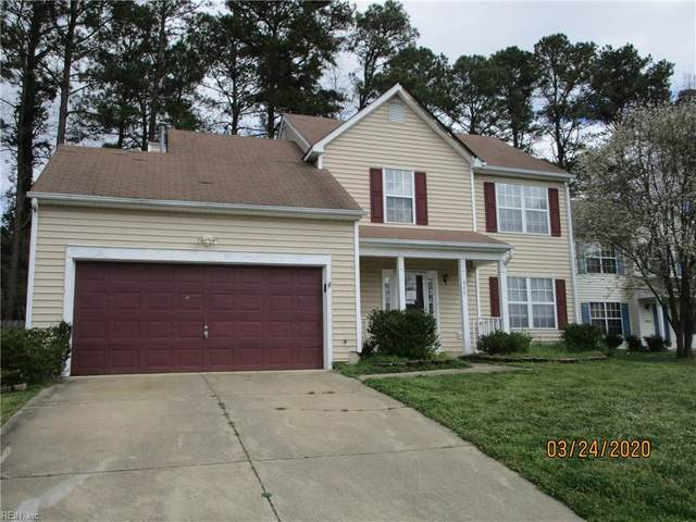 844 Chapin Wood Dr, Newport News, VA 23608 (#10311058) :: The Kris Weaver Real Estate Team