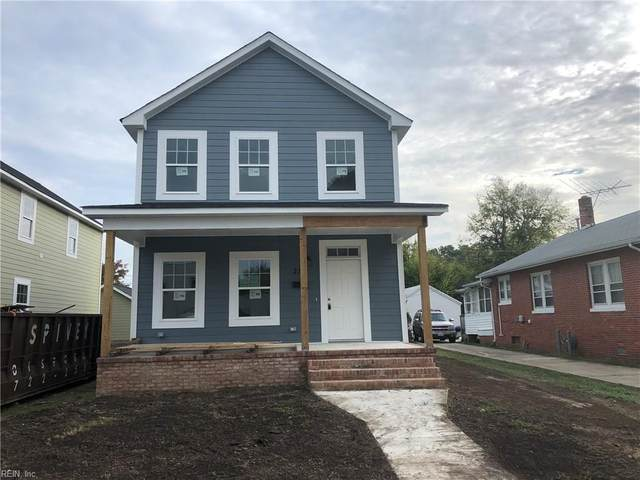 234 Cherry Ave, Hampton, VA 23661 (#10311081) :: Abbitt Realty Co.