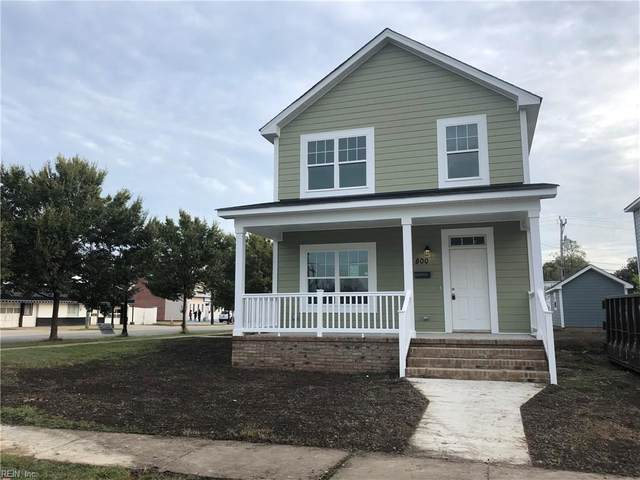 800 Kecoughtan Rd, Hampton, VA 23661 (#10311082) :: Abbitt Realty Co.