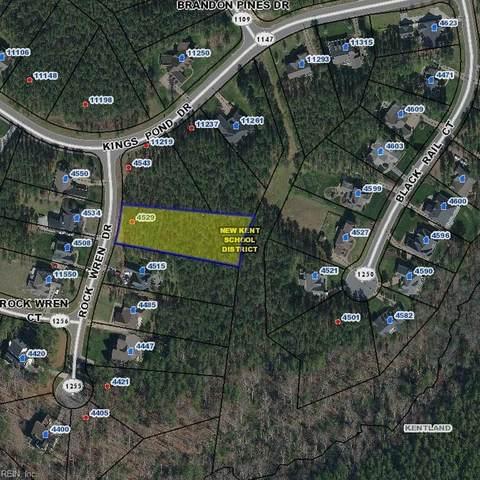 4529 Rock Wren Dr, New Kent County, VA 23140 (#10311085) :: Abbitt Realty Co.